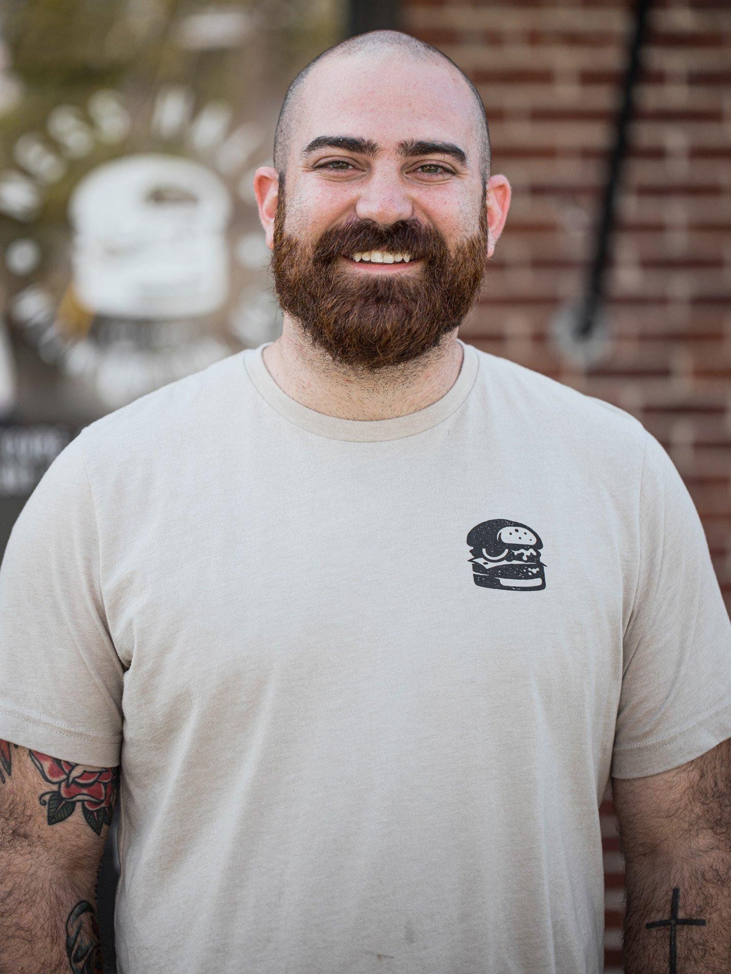 Sam Steger, Owner of Mess Hall
